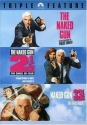 The Naked Gun/The Naked Gun 2 1/2: The Smell of Fear/Naked Gun 33 1/3: The Final Insult