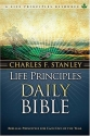 The Charles F. Stanley Life Principles Daily Bible NKJV