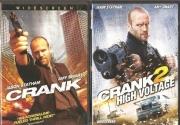 Crank 1 & 2  Widescreen