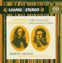 Beethoven: Violin Concerto; Mendelssohn: Violin Concerto [Hybrid SACD]