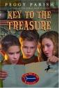 Key to the Treasure (Liza, Bill & Jed Mysteries)