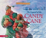 The Legend of the Candy Cane Keepsake Book