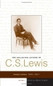 The Collected Letters of C. S. Lewis: Family Letters 1905 - 1931 (Volume 1)