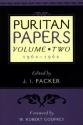 Puritan Papers: 1960-1962 (Puritan Papers)
