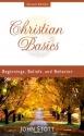 Christian Basics: Beginnings, Beliefs, and Behavior