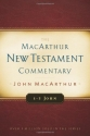 1-3 John: MacArthur New Testament Commentary (Macarthur New Testament Commentary Series)