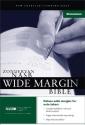 Zondervan NASB Wide Margin Bible