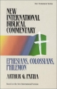 Ephesians, Colossians, Philemon (New International Biblical Commentary)