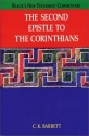 The Second Epistle to Corinthians