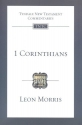 1 Corinthians (Tyndale New Testament Commentaries (IVP Numbered))