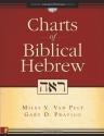 Charts of Biblical Hebrew (ZondervanCharts)