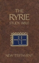 The Ryrie study Bible: New Testament, King James Version