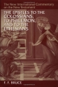 The Epistles to the Colossians, to Philemon, and to the Ephesians (New International Commentary on the New Testament)