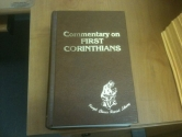 Commentary on First Corinthians (Kregel reprint library)