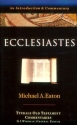 Tyndale Commentary: Ecclesiastes (Tyndale Old Testament Commentaries)