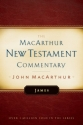 James: MacArthur New Testament Commentary (Macarthur New Testament Commentary Series)