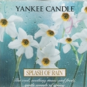 Yankk Candle Splash of Rain
