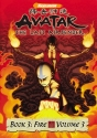 Avatar the Last Airbender - Book 3 Fire, Vol. 3