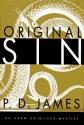 Original Sin (Adam Dalgliesh Mystery Series #9)