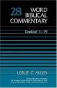 Word Biblical Commentary Vol. 28, Ezekiel 1-19