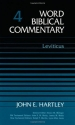Word Biblical Commentary Vol. 4, Leviticus