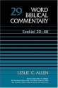 Word Biblical Commentary Vol. 29, Ezekiel 20-48