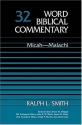 Word Biblical Commentary Vol. 32, Micah-Malachi