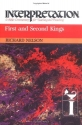 First and Second Kings: Interpretation: A Bible Commentary for Teaching and Preaching (Interpretation: A Bible Commentary for Teaching & Preaching)
