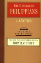 The Message of Philippians (Bible Speak...