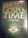 The Gospel & the End of Time: The Message of 1 & 2 Thessalonians/Includes Study Guide for Groups or Individuals (Bible Speaks Today)