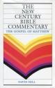 The Gospel of Matthew (New Century Bible Commentary)