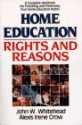 Home Education: Rights and Reasons