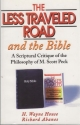 The Less Traveled Road and the Bible