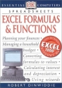 Essential Computers: Excel Formulas & Functions (Essential Computers Series)