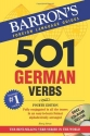 501 German Verbs with CD-ROM (Barron's Foreign Language Guides)