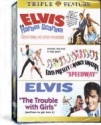 Elvis Triple Feature: Harum Scarum/Speedway/The Trouble With Girls