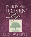 The Purpose Driven Life: What on Earth ...