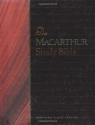 The Macarthur Study Bible ~ New King James Version (NKJV)