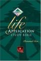 Life Application Study Bible : Personal Size - New Living Translation