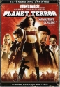 Grindhouse Presents, Planet Terror - Extended and Unrated