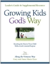 Growing Kids God's Way: Biblical Ethics for Parenting- Along the Virtuous Way (Let the Children Come Series)