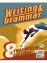 Writing & Grammar 8 - 3rd. Edition (Teacher's Edition)