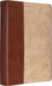 ESV Literary Study Bible (TruTone, Brown/Parchment, Archive Design)