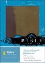 TNIV Thinline Bible: Burgundy/Pecan European Leather (Today's New International Version)