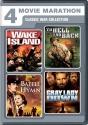 Four-Movie Marathon: Classic War Collection