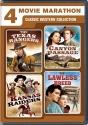 4 Movie Marathon: Classic Western Collection