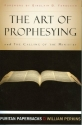 The Art of Prophesying with The Calling of the Ministry (Puritan Paperbacks)