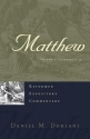 Matthew (2 vol set) (Reformed Expository Commentary)