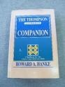 Thompson Chain Bible Companion