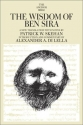 Wisdom of Ben Sira: The Anchor Bible Commentary (Volume 39)